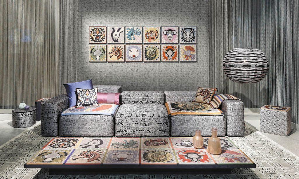 """Missoni interieurs """"Ibiza Style"""""""