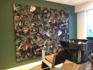 Moods Hair Parlour – Totaalproject inrichting.