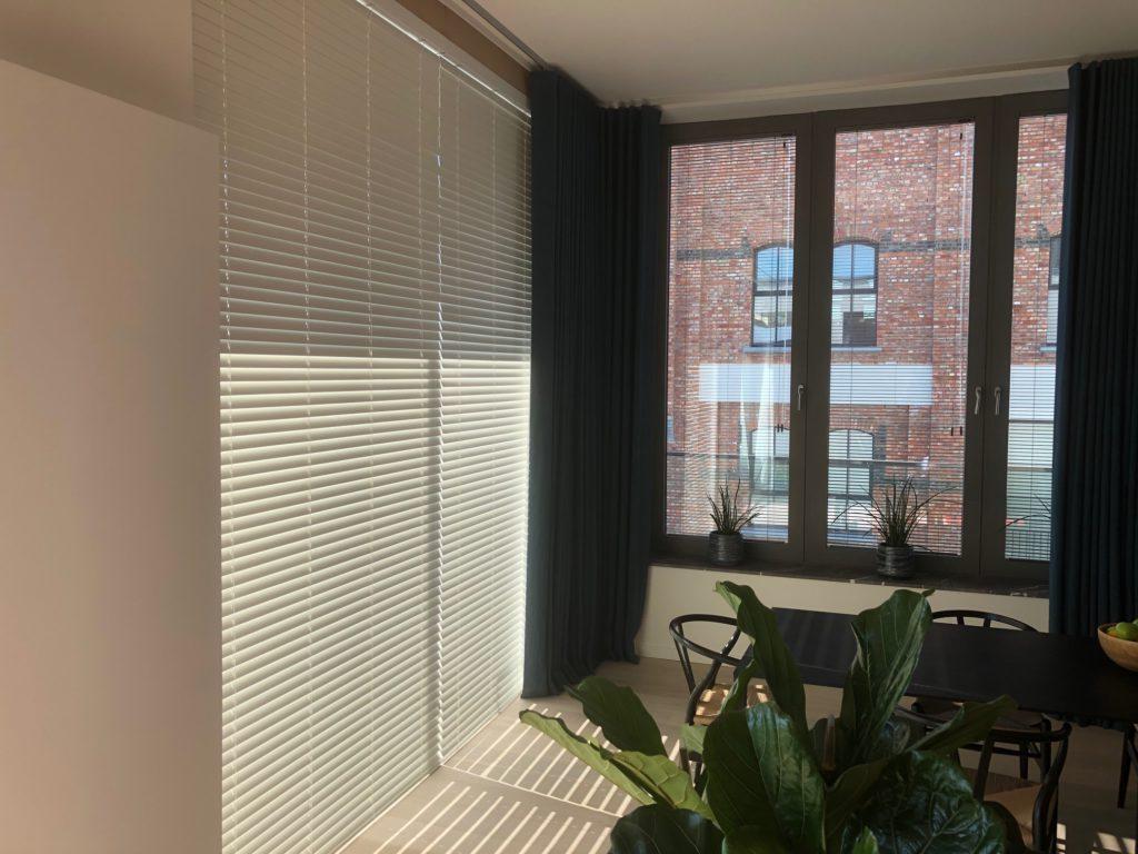 blinds en gordijnen Gent