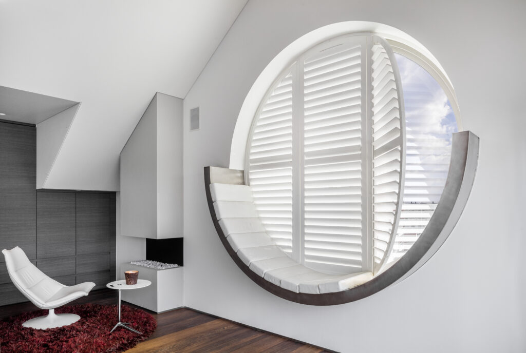 shutters in bijzondere vormen